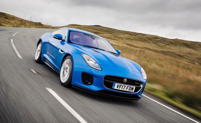 next-gen jaguar sports car will be electrified » autoguide news