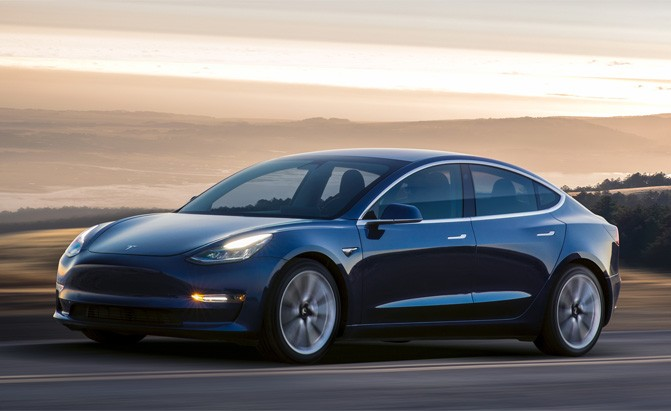 Tesla Model 3 AWD Range Rated at 455 Miles by CARB