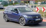 Spied: New Volkswagen Tiguan R… Or is it an Audi RS Q3?