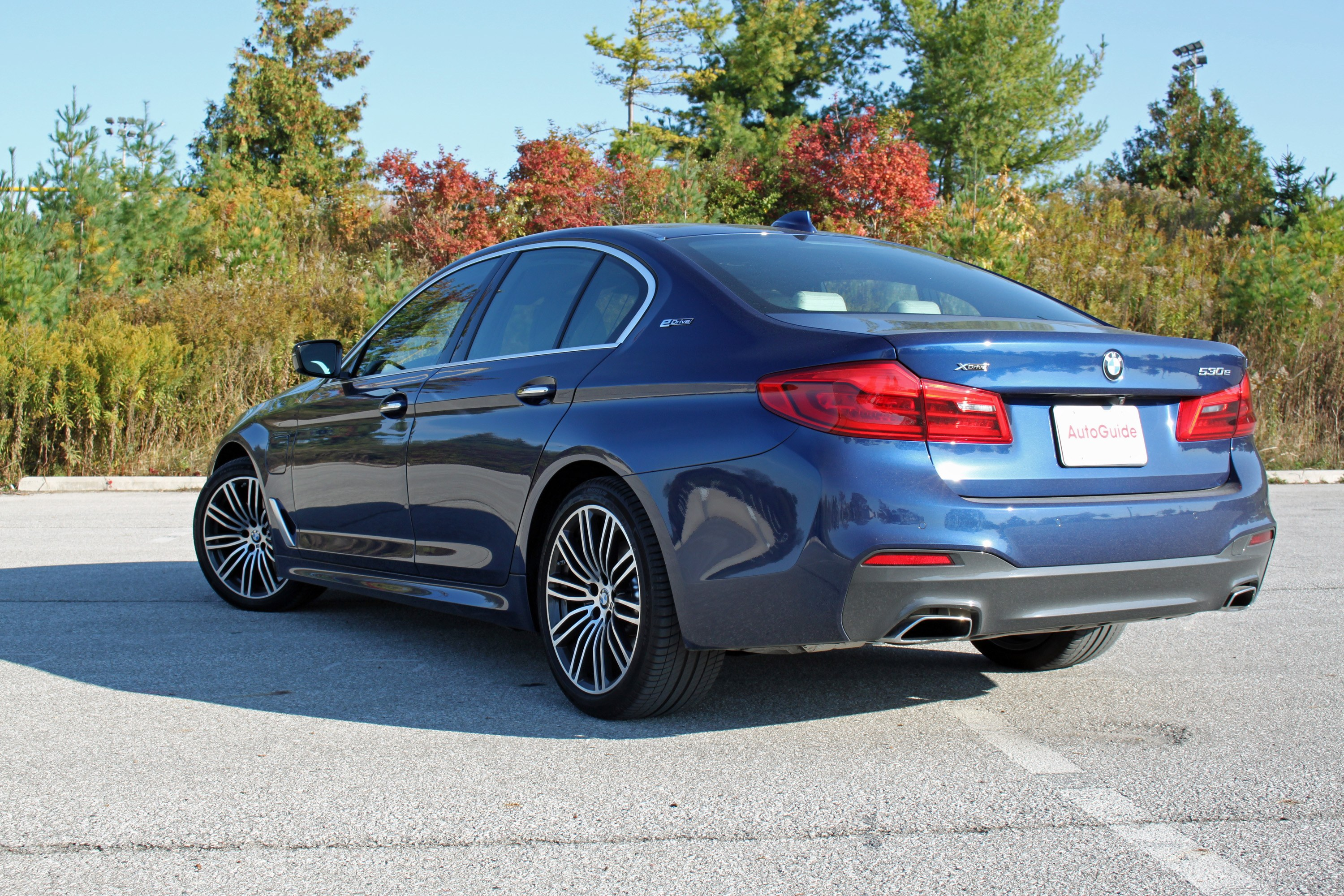 BMW 530E Review >> 5 Reasons the 2018 BMW 530e Plug-in Hybrid is Better Than ...