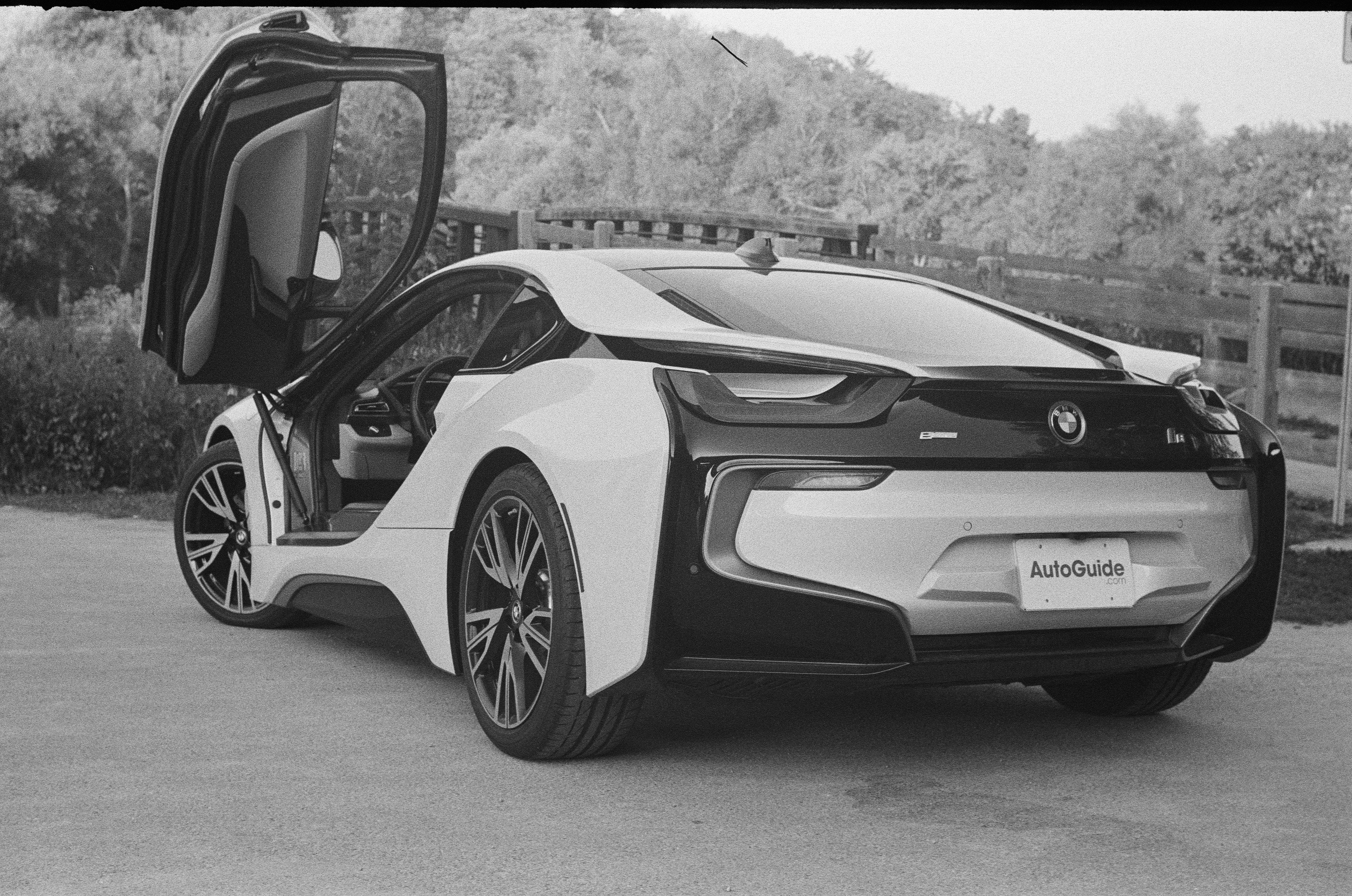 2017 Bmw I8 Review Film 11