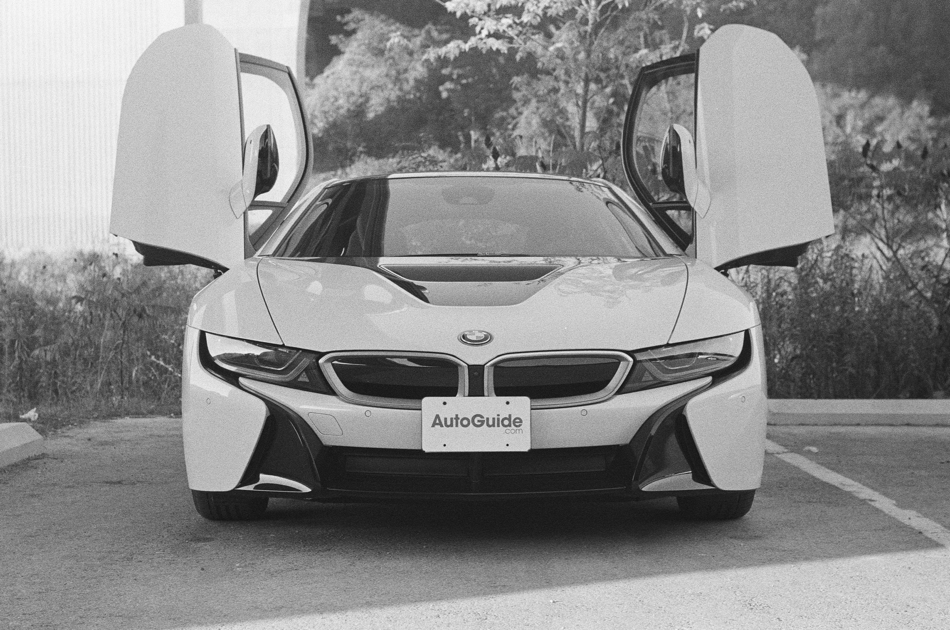 2017 Bmw I8 Review Film 7