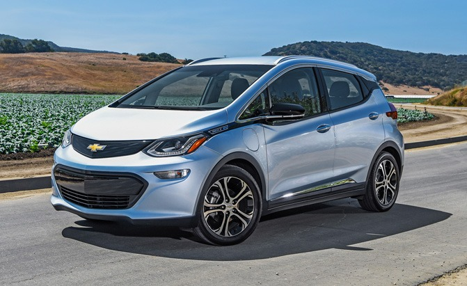 Nationwide Auto Loan >> Chevy Bolt Cracks Out Another Record Sales Month ...