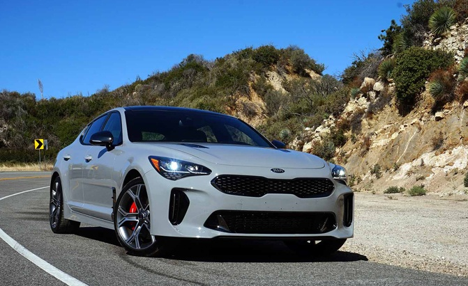 2018 Kia Stinger Review | Kia Stinger GT Review - AutoGuide.com News