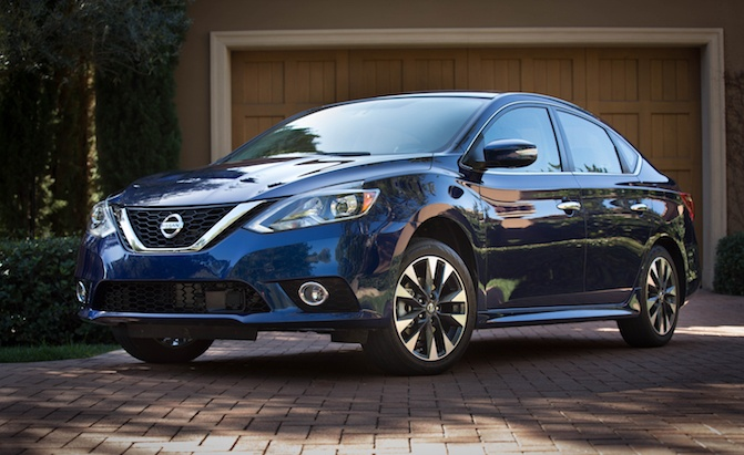 2018 Nissan Sentra Gets Extra Content With No Price Change