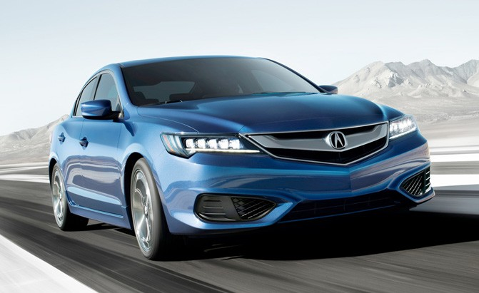 2018 Acura Ilx Lineup Adds Special Edition Model