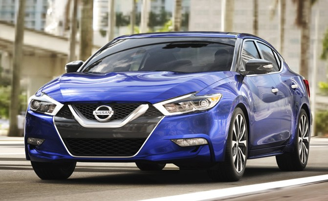 2018 Nissan Maxima Adds New Standard Features » AutoGuide ...