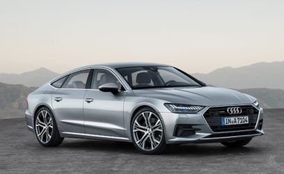 The Brand New 340-HP 2019 Audi A7 Revealed