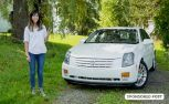 ACDelco's Restore and Ride Challenge: Can Jodi's 2007 Cadillac CTS Lead Her to Victory?