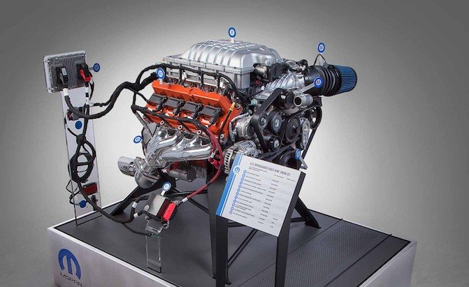 Top 10 Vehicles we Want to Drop the Hellcat Crate Engine