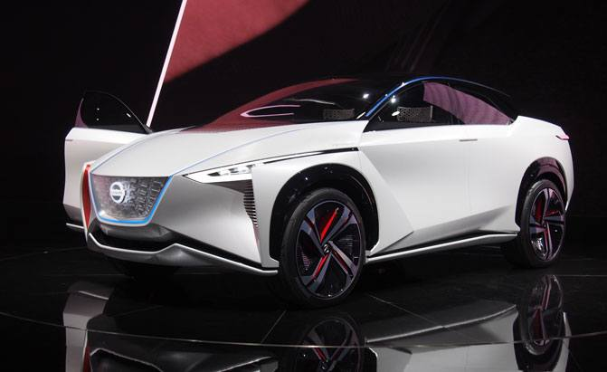 Nissan Says an Electric Crossover Is Still a Couple Years Away