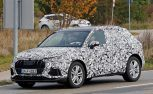 2019 Audi Q3 Spied Testing in Germany