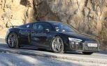 Report: Mystery Audi R8 Might Have Had a 500-HP V6
