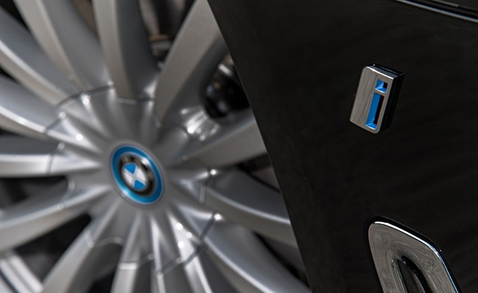 BMW's Electrified Vehicle Sales are Taking Off