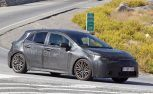 Toyota Corolla iM Spied Testing its Actual New Body