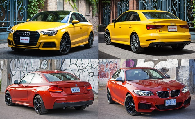 Audi S Vs BMW Mi Comparison AutoGuidecom - Audi vs bmw