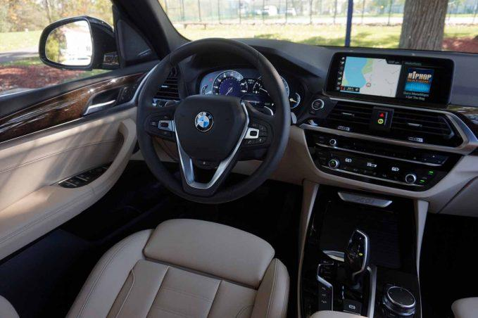 2018 BMW X3 Review LAI 41