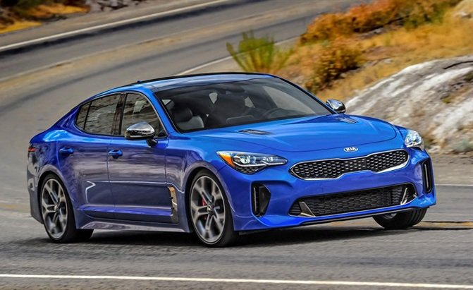 2018 Kia Stinger Release Date: When Does the Kia Stinger ...
