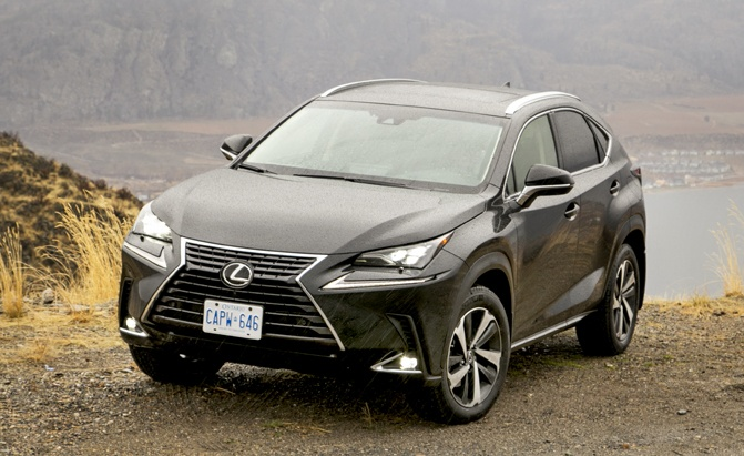 2018 lexus nx review news. Black Bedroom Furniture Sets. Home Design Ideas