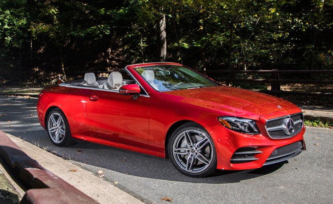 2018 mercedes benz e class cabriolet pricing announced for 2017 mercedes benz e350 price