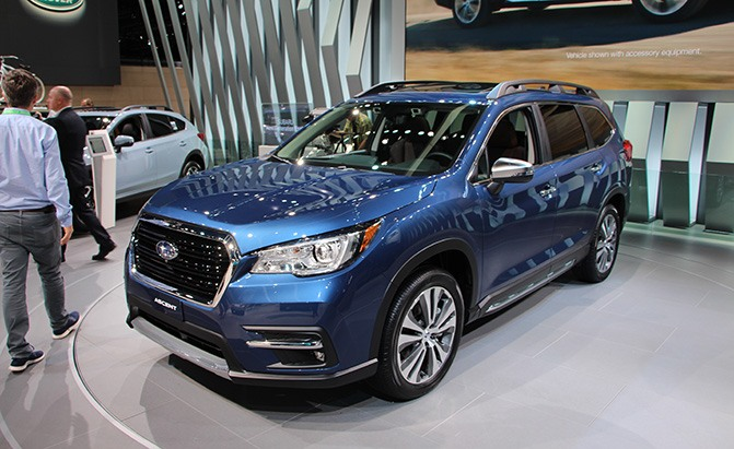 What People Are Saying About The 2019 Subaru Ascent