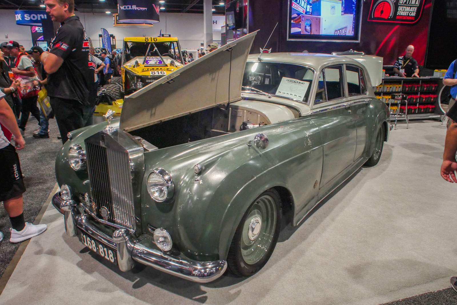 Top 5 Best Classic Cars at the 2017 SEMA Show » AutoGuide.com News