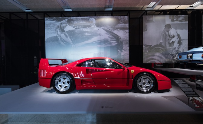 Spot Loan Reviews >> Here's a Sneak Peak at Ferrari's Awesome Under the Skin ...