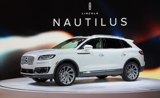 2019 Lincoln Nautilus Could Be The Hit This Luxury Brand