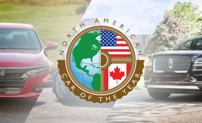 2018 North American Car, Utility and Truck of the Year Awards