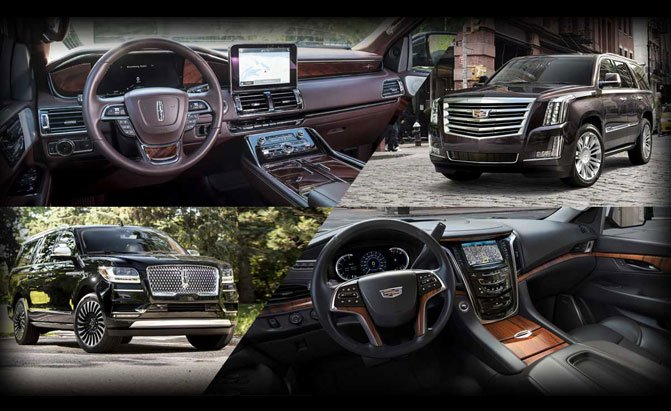 Poll: Cadillac Escalade or Lincoln Navigator? » AutoGuide.com News