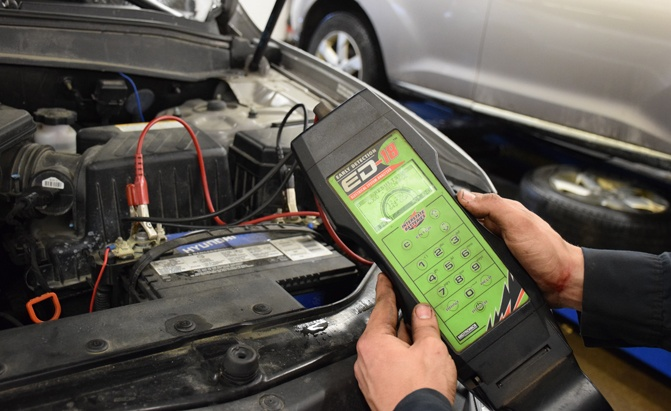 How To Prepare Your Car Battery For The Winter  U00bb Autoguide