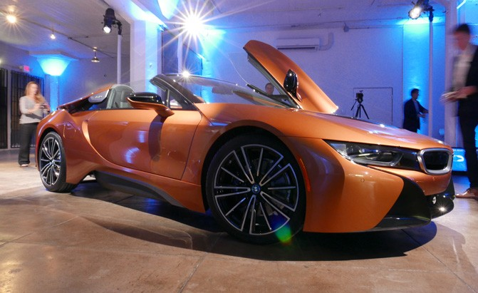 Bmw I8 Roadster Archives Autoguide Com News