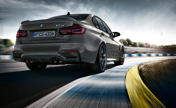 BMW M Division Plans to Electrify Its Performance Cars