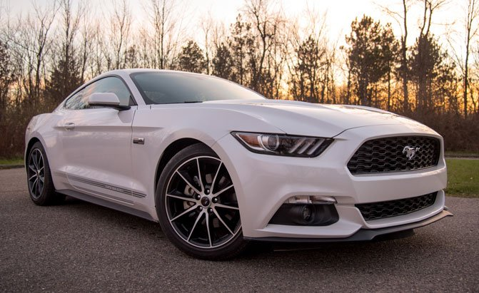 2017 Ford Performance EcoBoost Mustang
