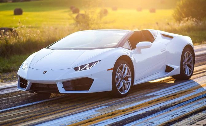 top 10 exotic cars we drove in 2017 news. Black Bedroom Furniture Sets. Home Design Ideas