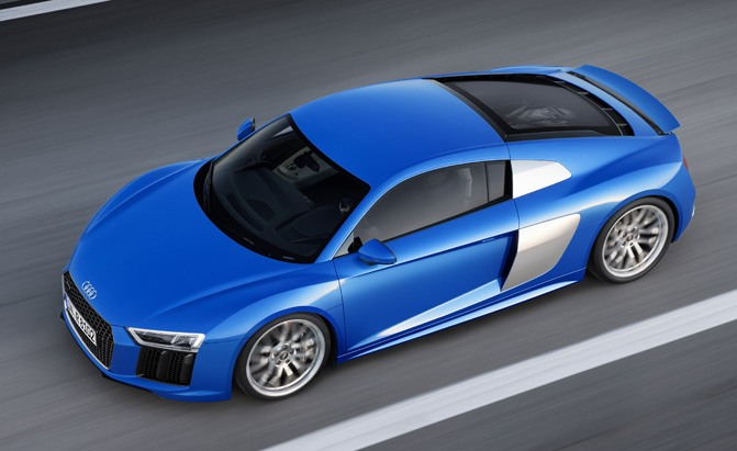 Report: This Audi R8 Will Be The Last R8