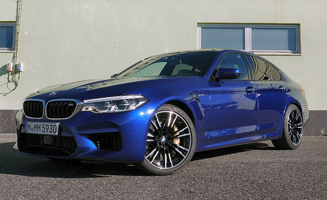 2018 bmw m5 review and first drive news. Black Bedroom Furniture Sets. Home Design Ideas