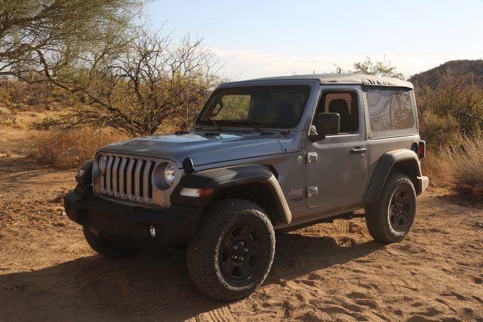 2018 jeep wrangler jl review and first drive news. Black Bedroom Furniture Sets. Home Design Ideas
