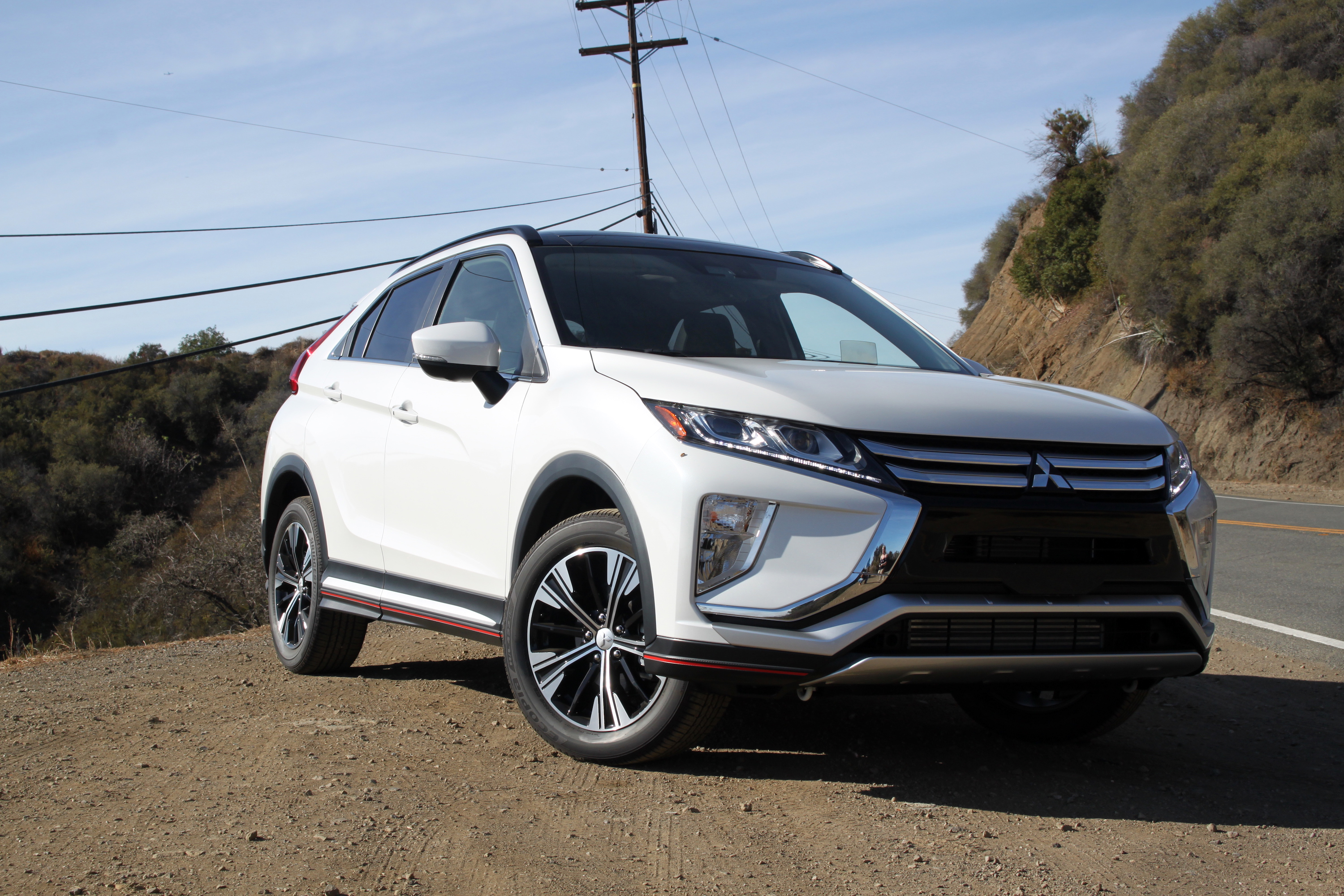 Cx 5 2018 >> 2018 Mitsubishi Eclipse Cross First Drive and Review - AutoGuide.com