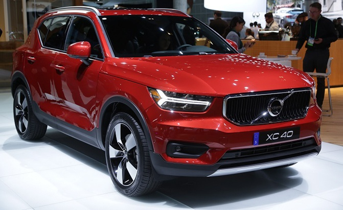 Nissan Los Angeles >> Here's How the Volvo XC40 is Different from Other Volvo ...