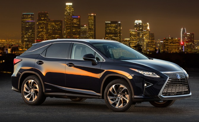 2018 lexus rx 450h gets a significant price cut less standard features news. Black Bedroom Furniture Sets. Home Design Ideas