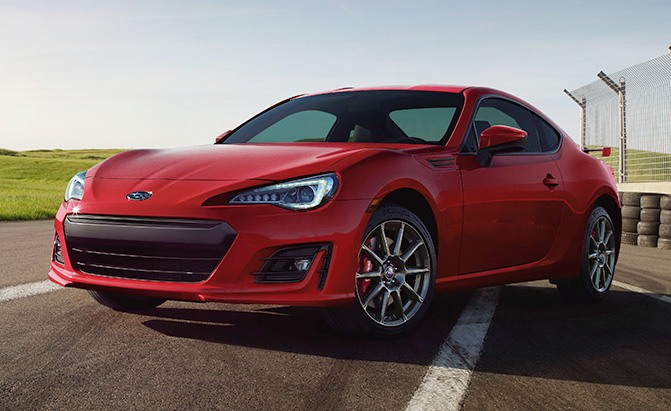2018 Subaru BRZ Arrives January With $100 Price Increase
