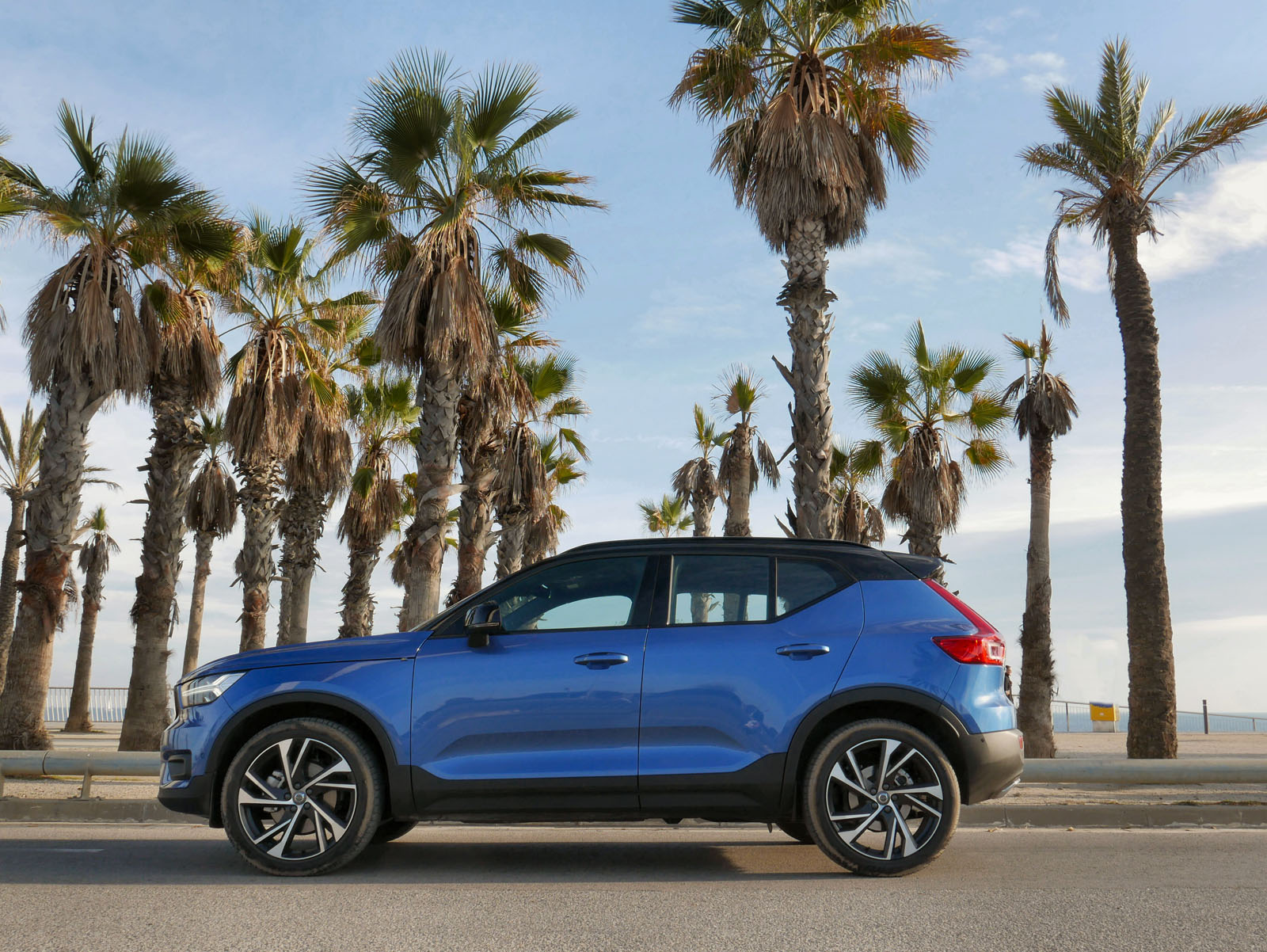 2019 Volvo XC40 Review-Hunting-32