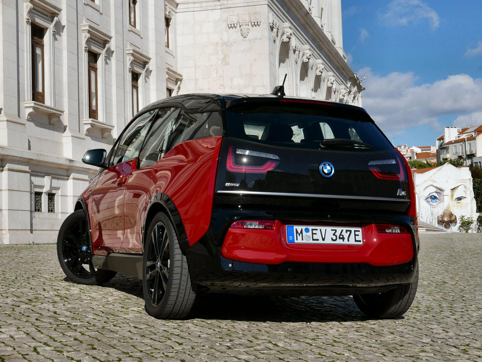 2018 BMW i3s Review-HUNTING-17