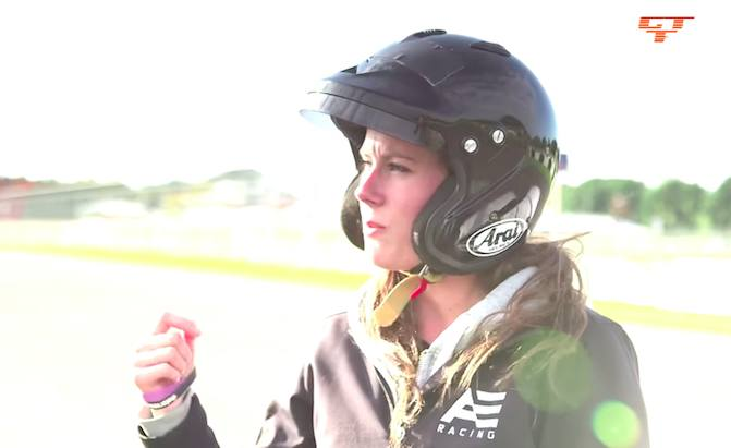 Meet The Grand Tour's new Driver, British GT Racer Abbie ...