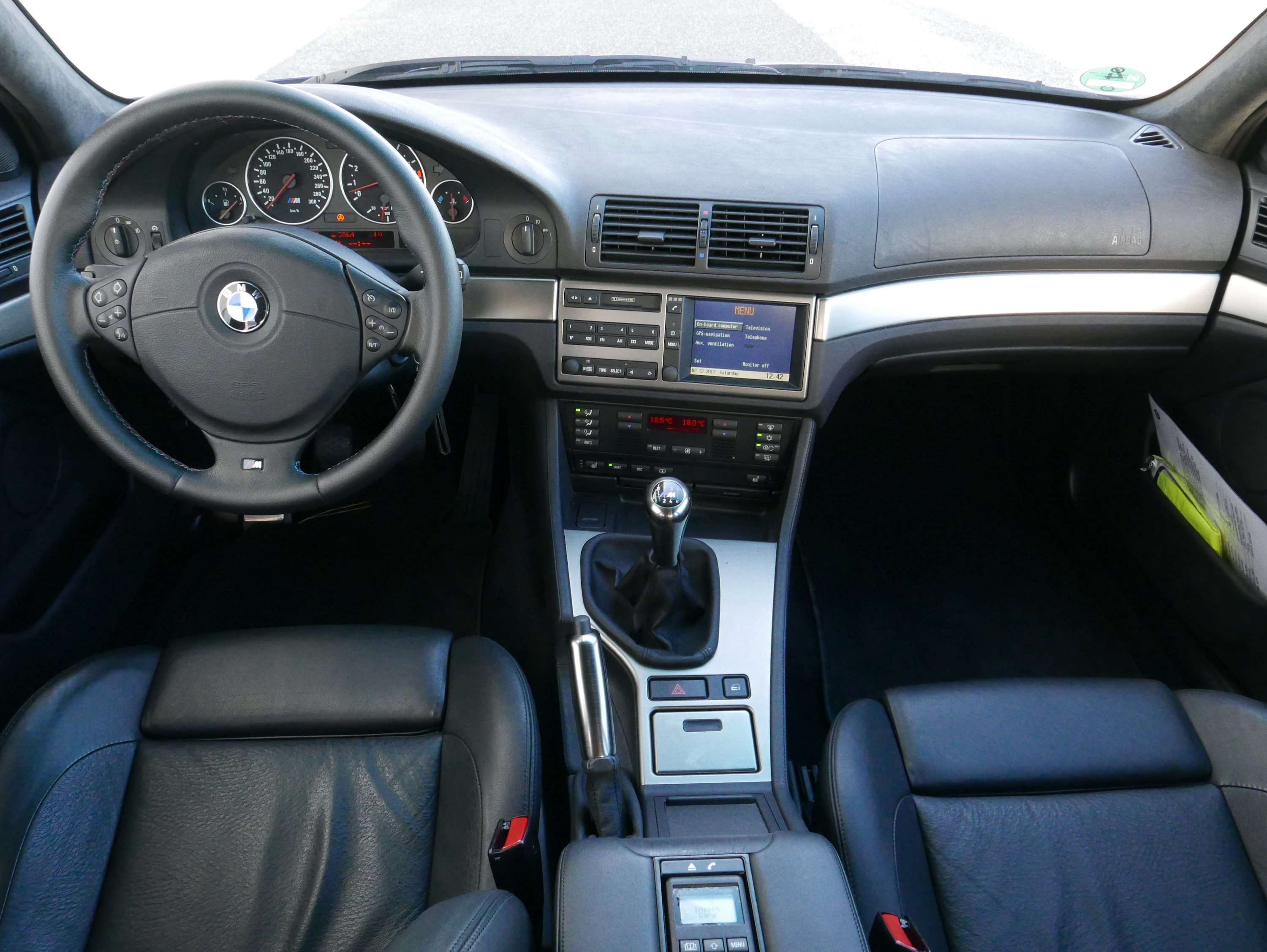 Manual Transmission >> M5 Inception: We Drive Each Generation of BMW M5 Back-to ...