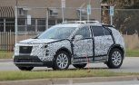 Cadillac XT4 Sheds Camouflage While Testing Against the GLC, X3