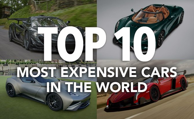 Top 10 Most Expensive Luxury Cars In The World In 2017: Top 10 Top 10 Lists Of 2017 » AutoGuide.com News