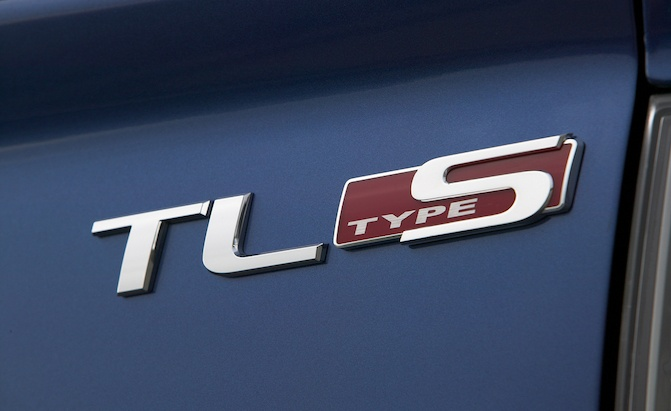 Acura Working On New Turbocharged V Multiple Type S Models On The - Acura tl type s turbo