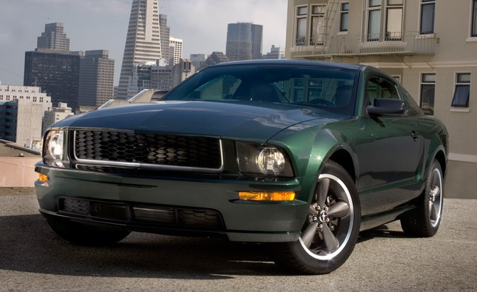 the 2018 ford mustang bullitt is likely debuting next week news. Black Bedroom Furniture Sets. Home Design Ideas